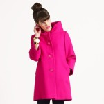 a great coat in a great color from kate spade